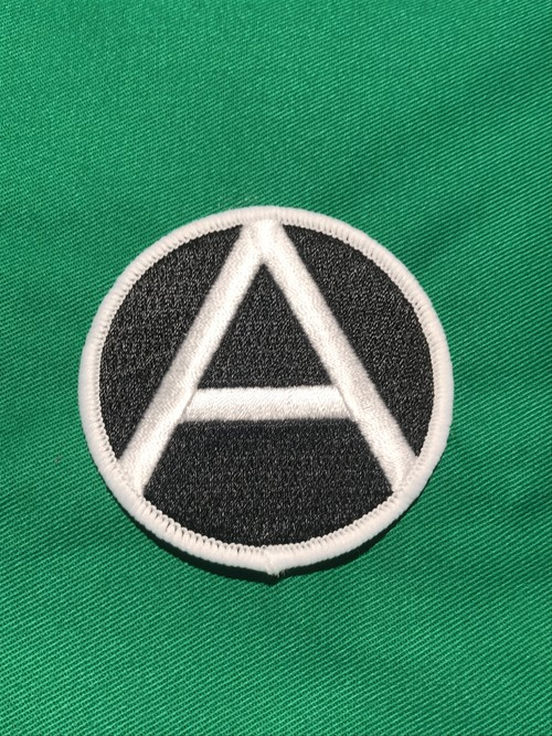 "Toughtimes""ANARCHY PATCH"""