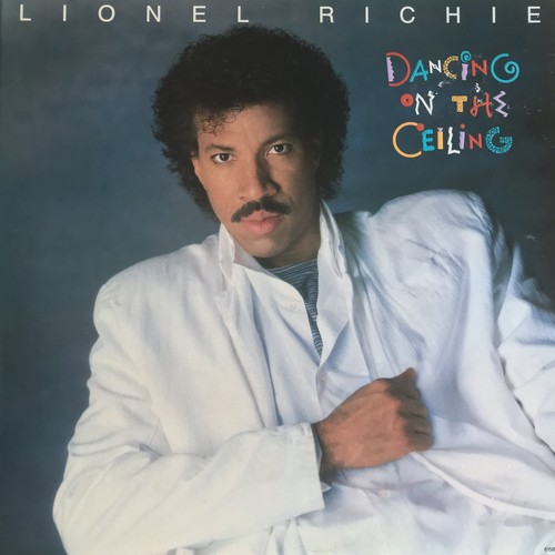 LIONEL RICHIE / DANCING ON THE CEILING (1985)