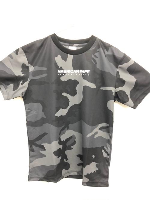 2019 S/Jリーグ戦記念オリジナルTシャツ(カモフラージュ柄ブラック)