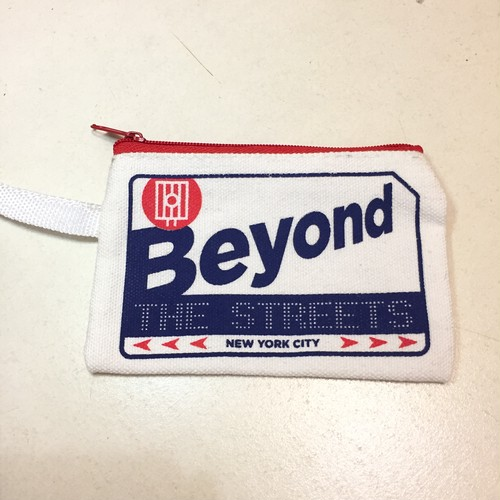 Beyond the Street NYC Bats Metro Card Pouch