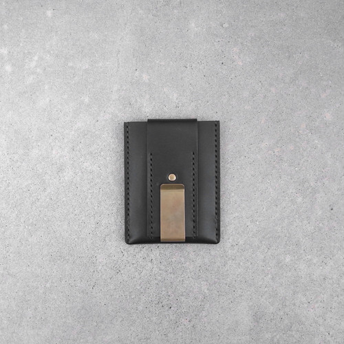 MONEY CLIP / BLACK