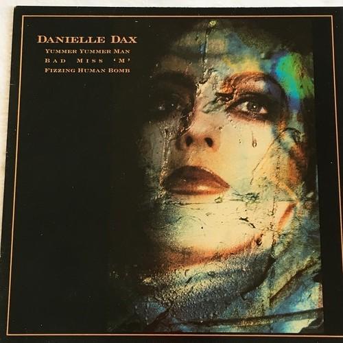 【12inch・英盤】Danielle Dax / Yummer Yummer Man