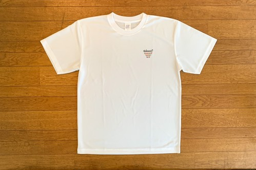 Watch&C small NET TEE WH
