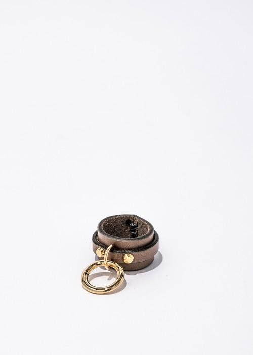 nahezu≒gleich / SID Ring gray/gold
