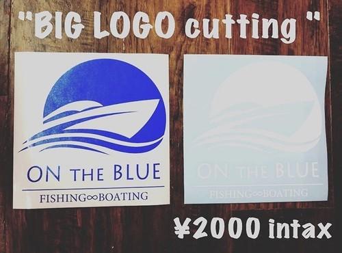 BIG LOGO cutting