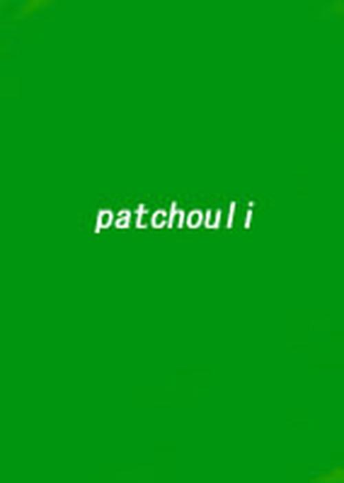 patchouli パチュリ