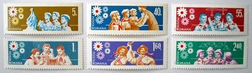 ピオニール / ルーマニア 1968