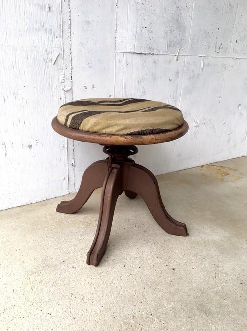 レトロな回転椅子[古家具]