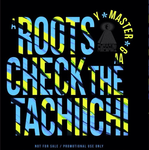 [7inch]  Y master G / ROOTS - CHECK THE TACHIICHI