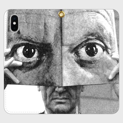 Picasso eyes 手帳型スマホケース