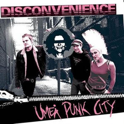 DISCONVENIENCE - UMEA PUNK CITY   CD