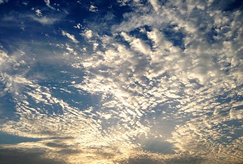 ポストカード 「空、雲」 AS-006