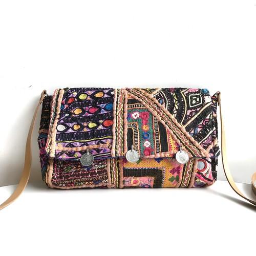 Vintage Embroidery Bag #J