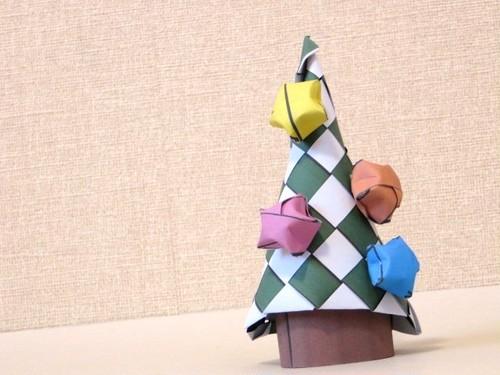 いちまいでいのち「クリスマスツリー」(ダウンロード販売)
