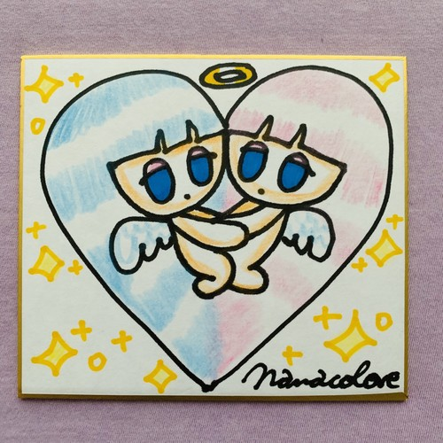 天使ちゃん  共依存合体