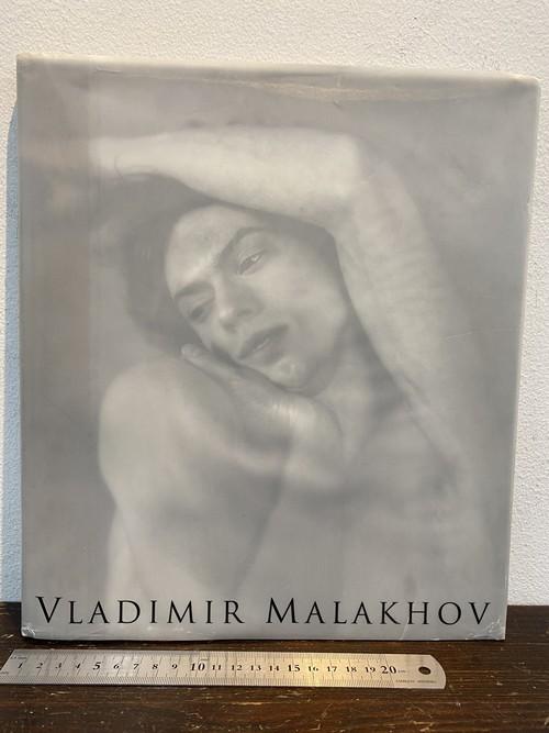 両名サイン VLADIMIR MALAKHOV  撮影/ 篠山紀信