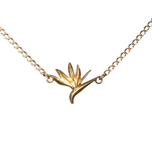 Birds of Paradise Necklace