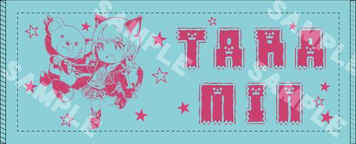 タラ民オリジナルキャラクターフェイスタオル