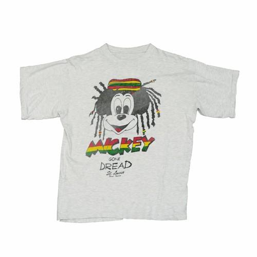 RastaMickey 80sVintage T-Shirts