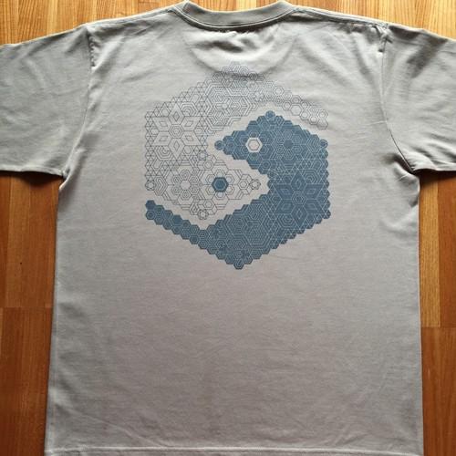 六角陰陽 Tシャツ M-XXL