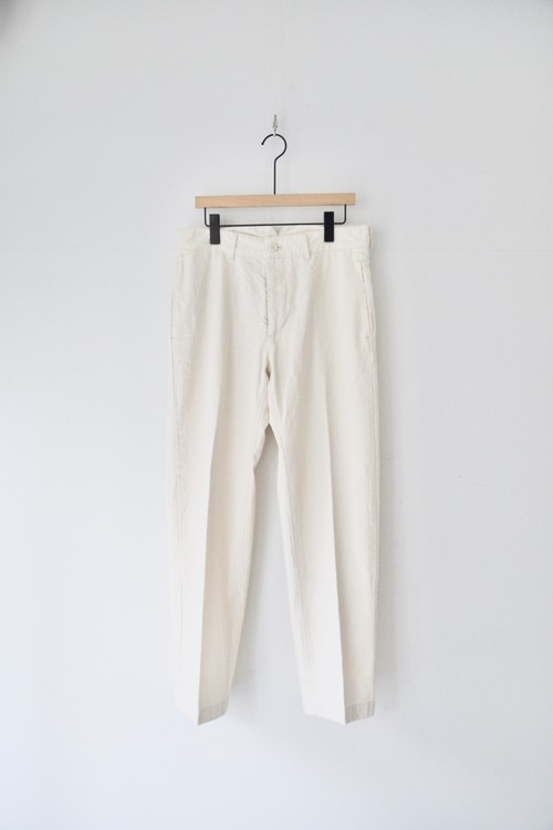 【ORDINARY FITS】YARD TROUSERS ECR/OF-P044