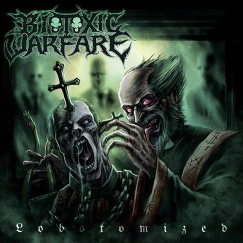 "BIOTOXIC WARFARE "" Lobotomized"" (輸入盤)"