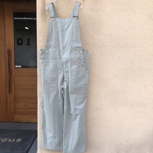 "KIIT  ""washable highcount nylon canvas overalls"""
