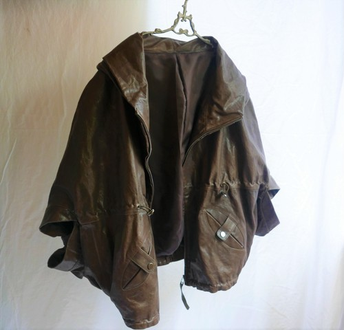 Italy Real Leather Jacket