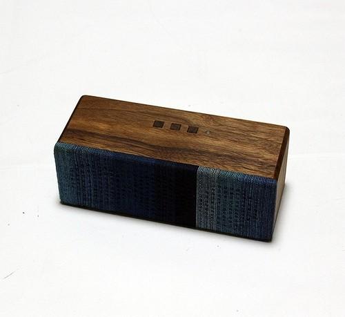 サウンドフライ SJ / Bluetooth 木製ワイヤレススピーカー