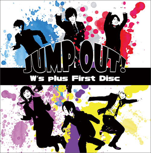【CD/通常版】1stシングル JUMP OUT!