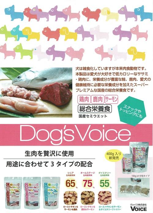 Dog's Voice