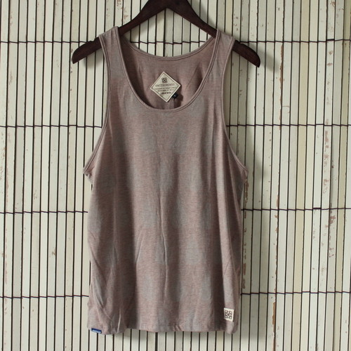 Drops singlet Brown