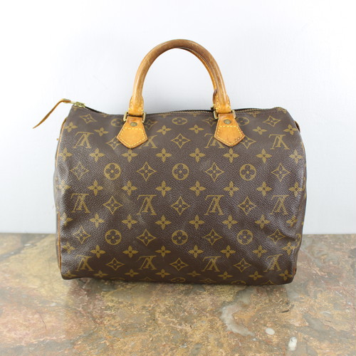 .LOUIS VUITTON M41526 SP0958 SPEEDY30 MONOGRAM PATTERNED BOSTON BAG MADE IN FRANCE/ルイヴィトンスピーディ30モノグラム柄ボストンバッグ 2000000045573