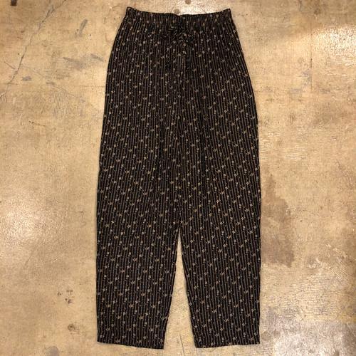 Fashionbug Floral Easy Pants ¥5,200+tax