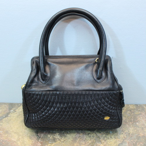 .BALLY LEATHER HAND BAG MADE IN ITALY/バリーレザーハンドバッグ 2000000031095