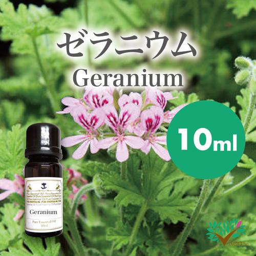 精油ゼラニウム10ml【英国直輸入】