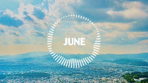 JUNE(WAV data)