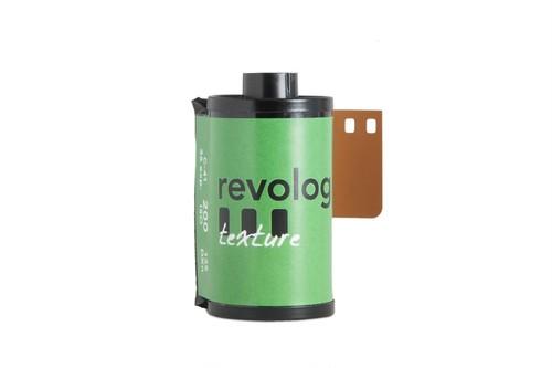 【カラーネガフィルム 35mm】Revolog(レボログ)Texture 36枚撮り
