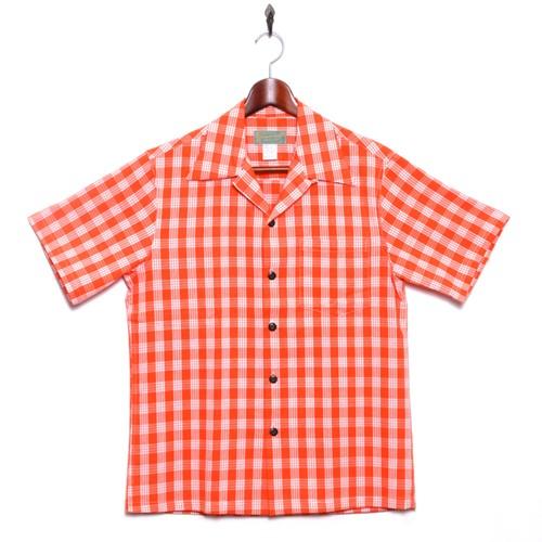 Mountain Men's / オープン パラカシャツ / オレンジ