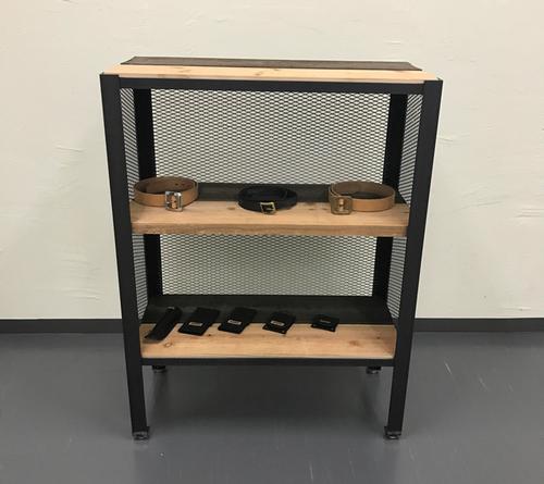 ARITEI Furniture アイアンラック 幅1200mm×奥行410mm×高さ900mm