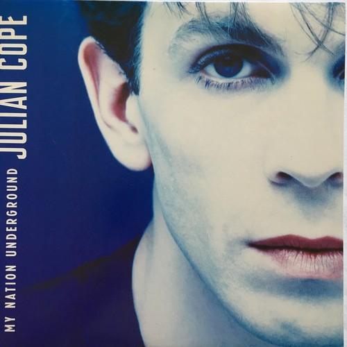 【LP・米盤】Julian Cope  /  My Nation Underground