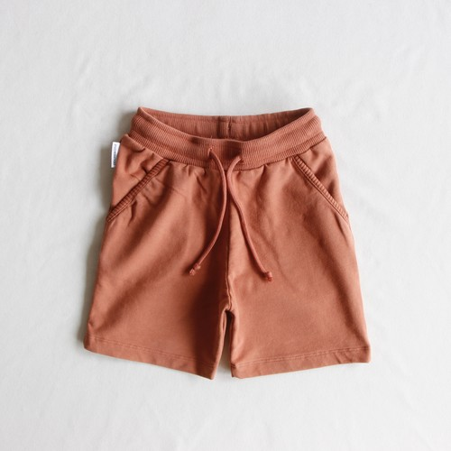 《MINGO. 2021SS》Sweat Short / Sienna Rose
