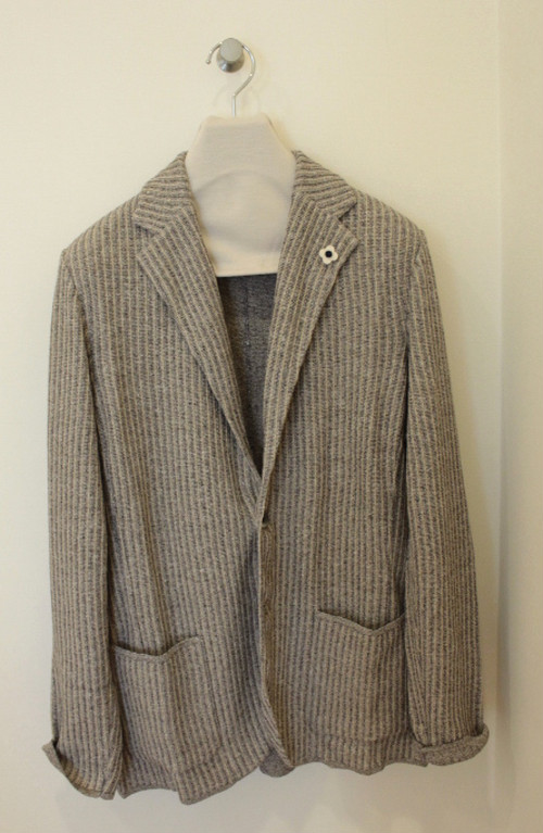 LARDINI Knit Jacket
