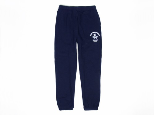 TUTC SWEAT PANTS Ver1.2 ネイビーxホワイト SW-101