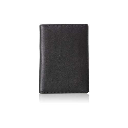 Amazon Basic Leather Travel Wallet RFID Blocking