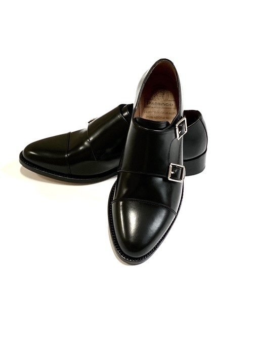 【Palanco】DOUBLE MONK STRAP SHOES