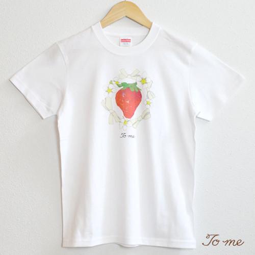 ストロベリーリングTシャツ 150〜160