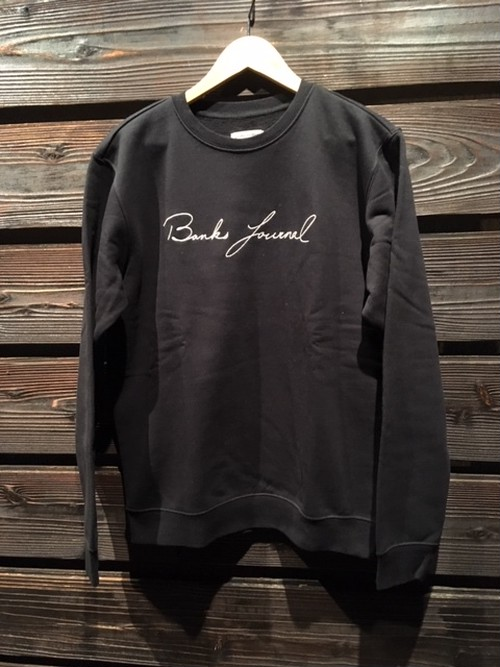 Banks Journal  CHANCE D.Black  AFL0206 Mサイズ
