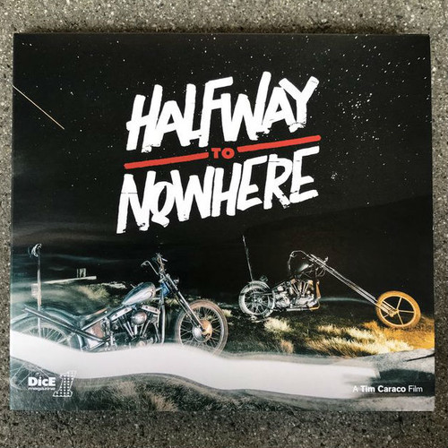 Halfway to Nowhere, DVD