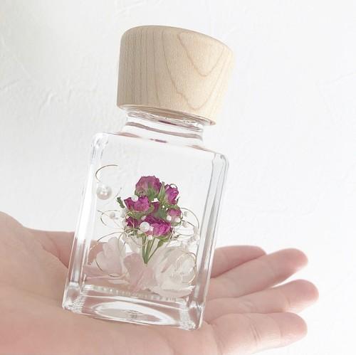 再5《リトルウッズの花束》ハーバリウム
